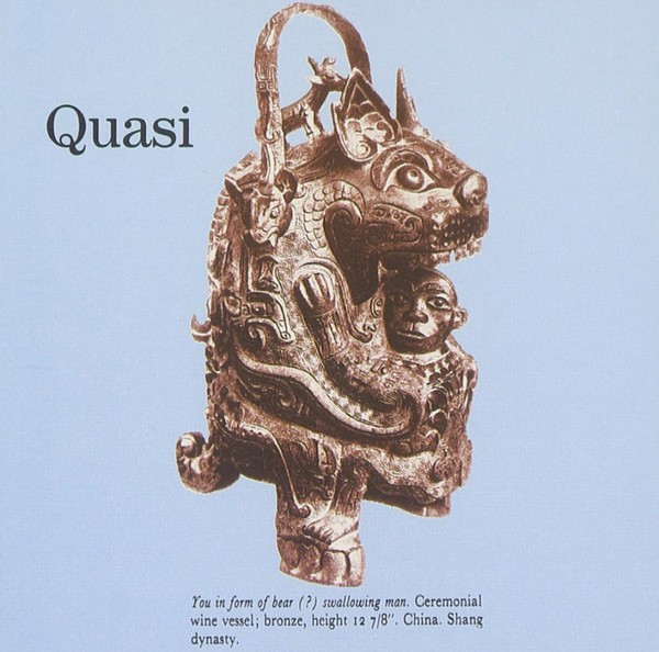 Cover QUASI, featuring birds