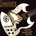 Cover CHINKEES, peace through music
