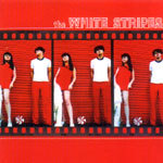 WHITE STRIPES, s/t cover