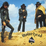 Cover MOTÖRHEAD, ace of spades