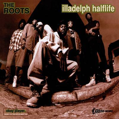 Cover ROOTS, illadelph halflife