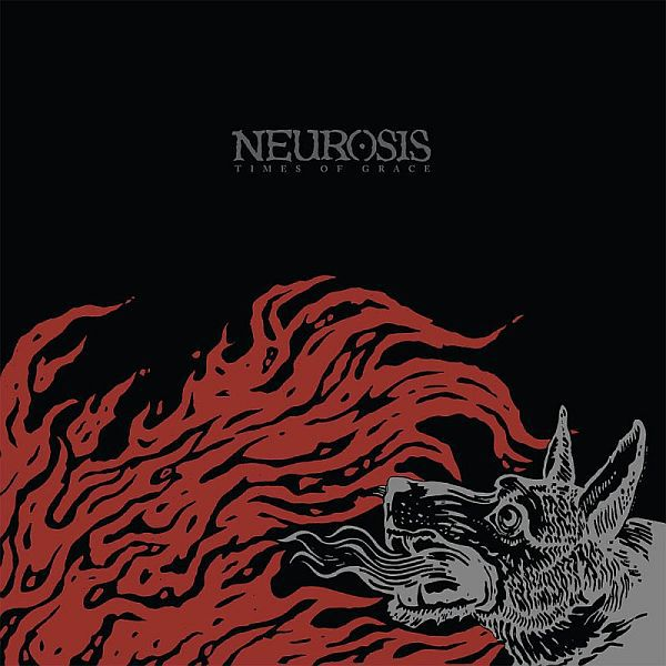 Cover NEUROSIS, times of grace