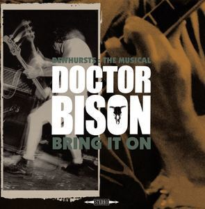 Cover DOCTOR BISON, dewhursts (re-issue)