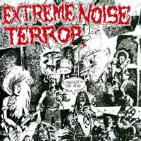 Cover EXTREME NOISE TERROR, holocaust in your head
