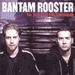 Cover BANTAM ROOSTER, cross & switchblade