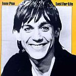 Cover IGGY POP, lust for life