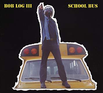 BOB LOG III, school bus cover