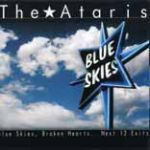 ATARIS, blue skies, broken hearts cover