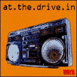 Cover AT THE DRIVE IN, vaya