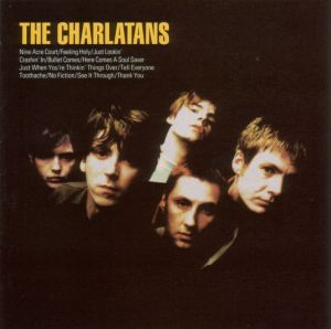 CHARLATANS, s/t cover