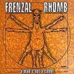 FRENZAL RHOMB, a man´s not ... cover