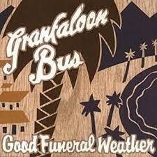 GRANFALOON BUS, good funeral weather cover