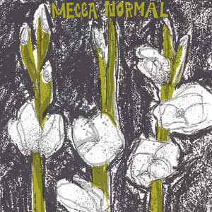 MECCA NORMAL, s/t cover