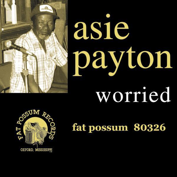 ASIE PAYTON, worried cover