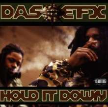 DAS EFX, hold it down cover