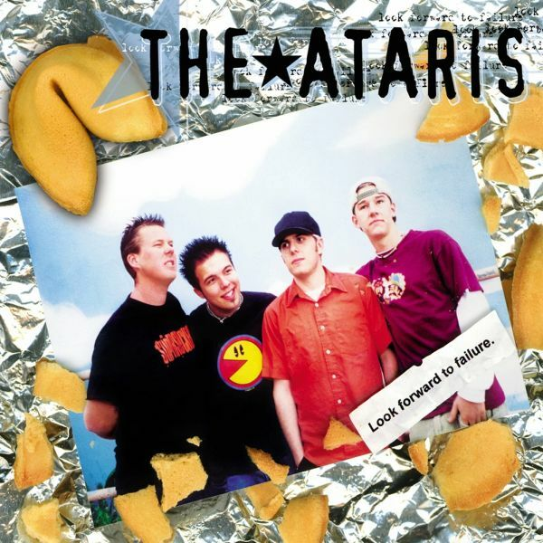 ATARIS, look forward ... cover