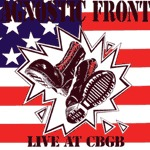 Cover AGNOSTIC FRONT, live at cbgb´s