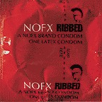 Cover NOFX, ribbed