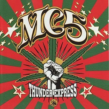 Cover MC5, thunder express