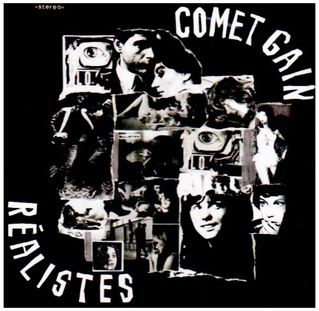 Cover COMET GAIN, realistes