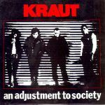Cover KRAUT, an adjustment to society