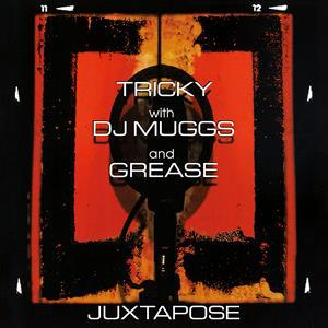 TRICKY, juxtapose cover
