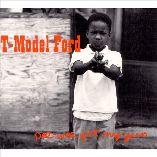 T-MODEL FORD, pee wee get my gun cover