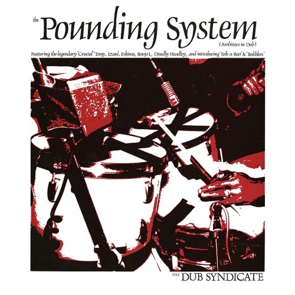 Cover DUB SYNDICATE, pounding system