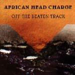 Cover AFRICAN HEAD CHARGE, off the beaten