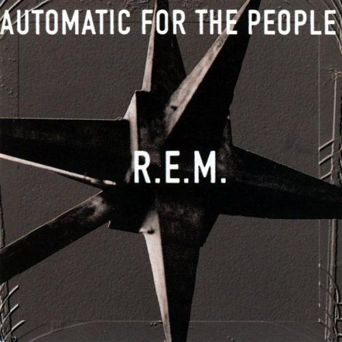 R.E.M., automatic for the people cover