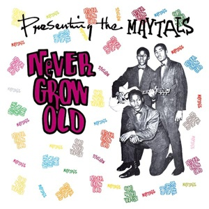 Cover MAYTALS, never grow old