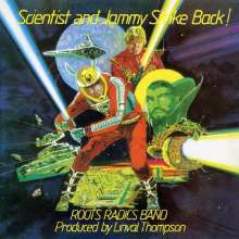 Cover SCIENTIST & PRINCE JAMMY, strike back