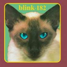 Cover BLINK 182, cheshire cat