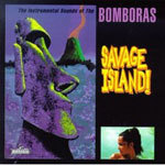 Cover BOMBORAS, savage islands
