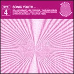 Cover SONIC YOUTH, goodbye 20th century (SYR 4)