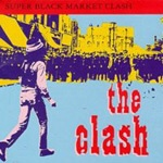 Cover CLASH, super black market