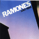 RAMONES, leave home cover