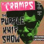 V/A, radio cramps, purple knife radio cover