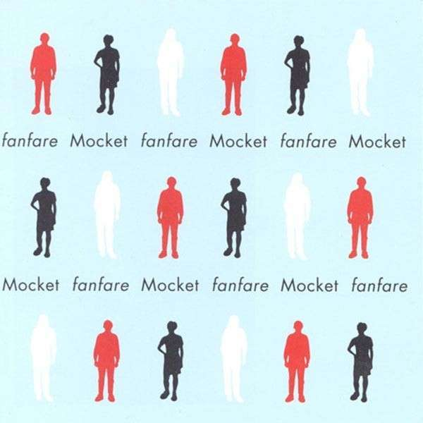 Cover MOCKET, fanfare