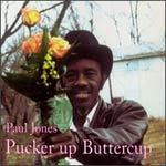 PAUL WINE JONES, pucker up buttercup cover