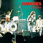 RAMONES, it´s alive cover