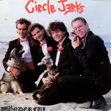 Cover CIRCLE JERKS, wonderful