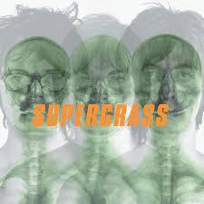 SUPERGRASS, s/t cover