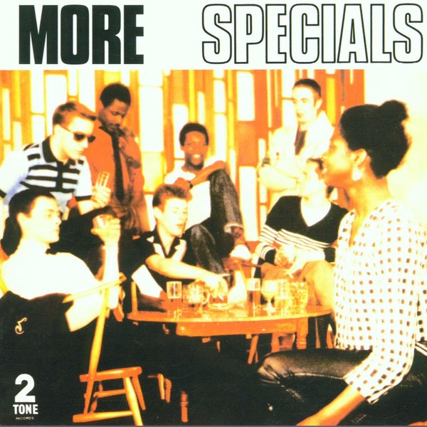 SPECIALS, more specials (40th anniv. edition) cover