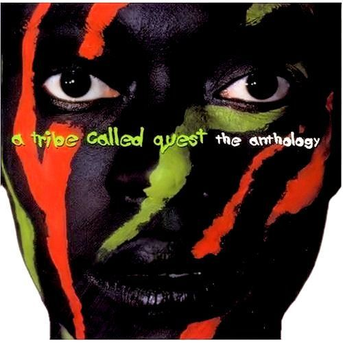 Cover A TRIBE CALLED QUEST, anthology