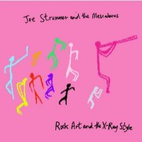 JOE STRUMMER & THE MESCALEROS, rock art cover