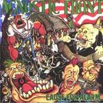 AGNOSTIC FRONT, cause for alarm cover