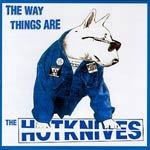 HOTKNIVES, way things are cover