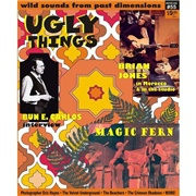 UGLY THINGS, # 55 cover