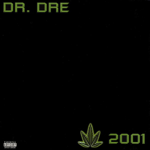 Cover DR. DRE, 2001